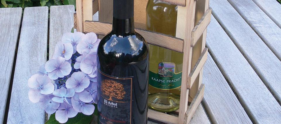 oude wijn kistjes