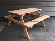 KinderPicknicktafel Sanne Naturel