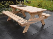 Picknicktafel  Belinda naturel 180 cm