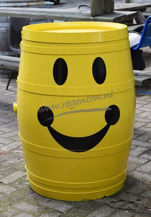 Barrel Smiley